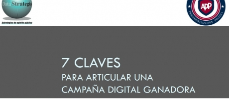 Conferencia: 7 claves para articular una campaña digital ganadora